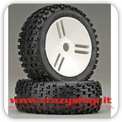 "Pneumatico ""Cross"" per Buggy 1:8"