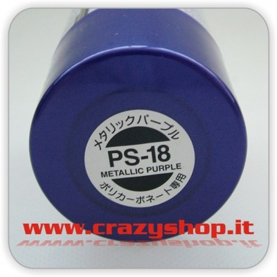 Colore Spray PS18 Viola Metallizzato