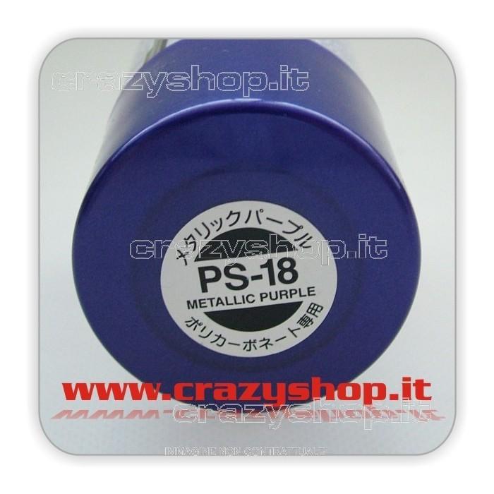 Colore Spray PS18 Viola Metallizzato