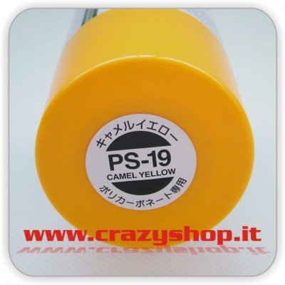 Colore Spray PS19 Giallo Cammello
