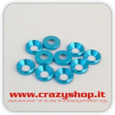 Rondella Conica in Alluminio
