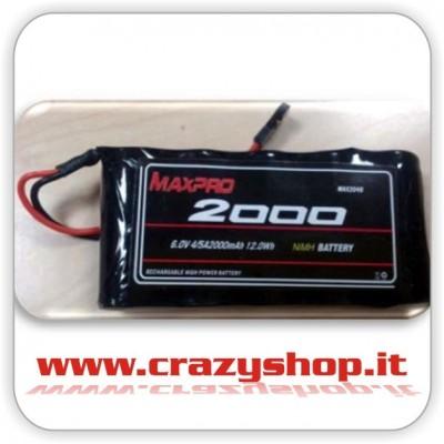 MAXPRO Batteria NiMh 6V