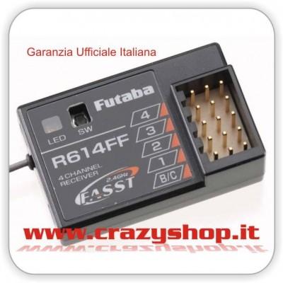 Futaba RX FP R614FF 2,4G
