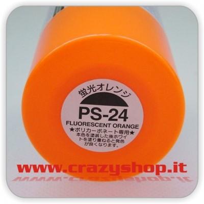 Colore Spray PS24 Arancio Fluorescente