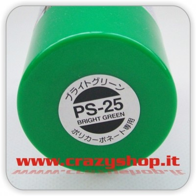 Colore Spray PS25 Verde Luminoso
