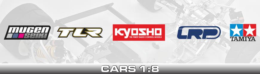 RC-CARS 1:8-1:10
